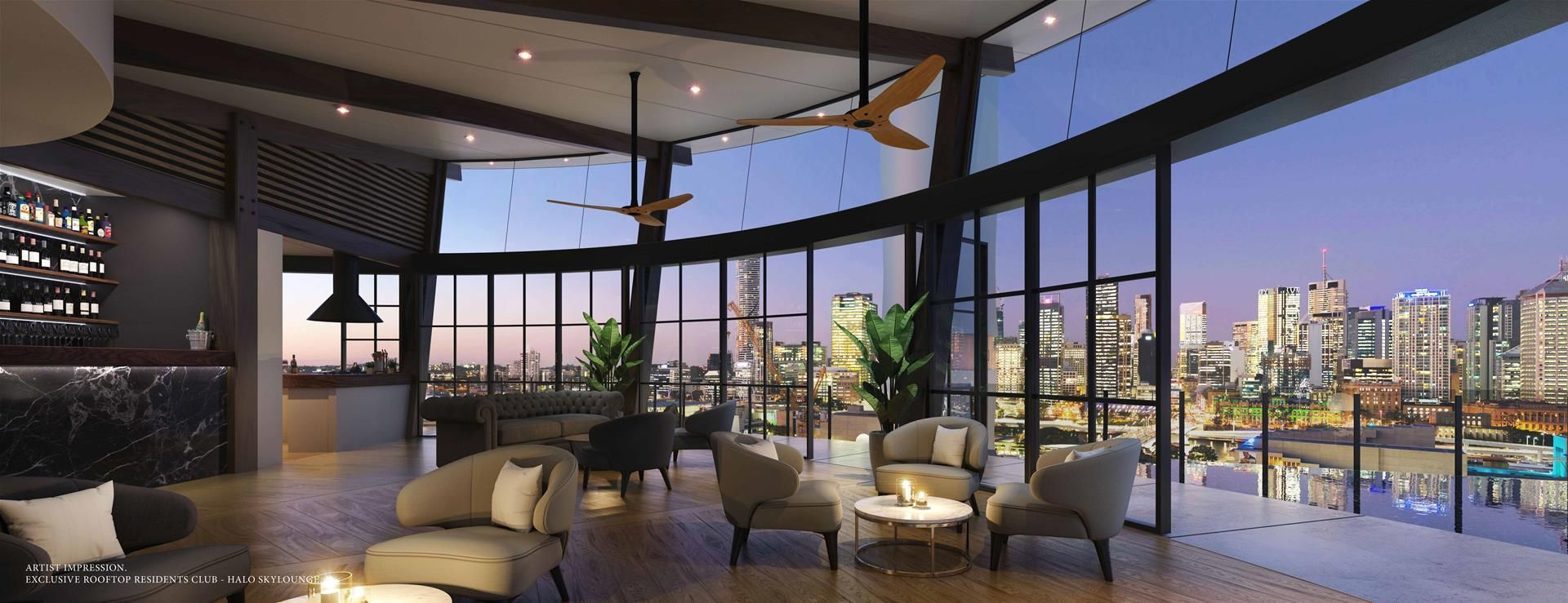 South Brisbane – Resort Style Living in the City