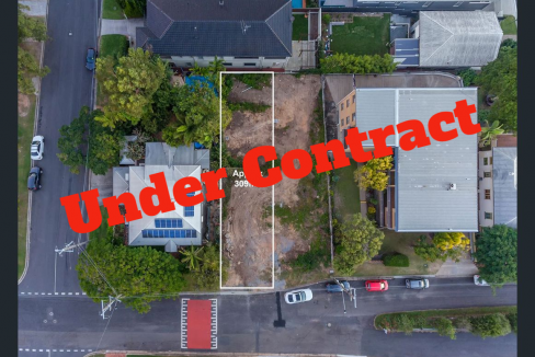image under contract